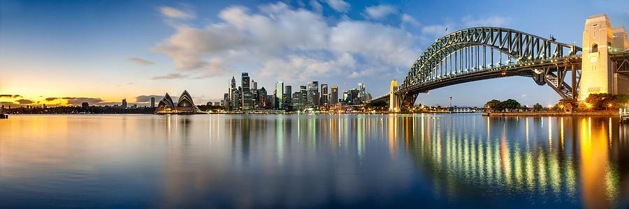 Sydney Photograph - New Year Inspirations by Az Jackson