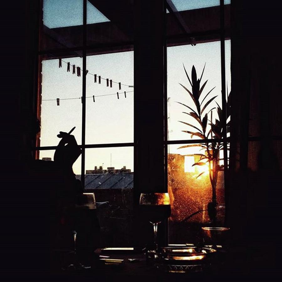 Window Photograph - New Years Eve. Good Year!! #window by Rafa Rivas