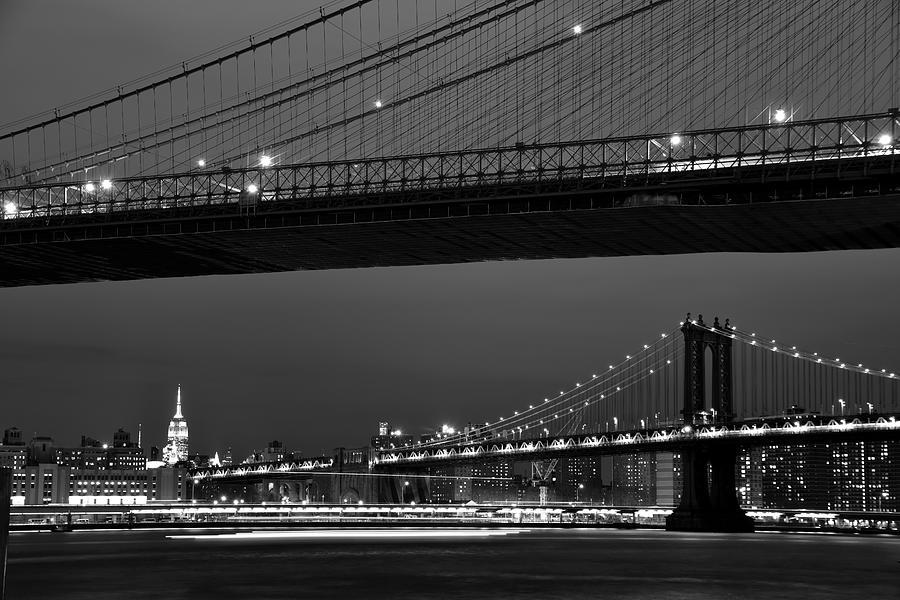 New York Bridges by Clint Buhler