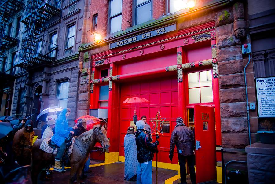 New York City Photograph - New York Christmas by Patrick  Flynn