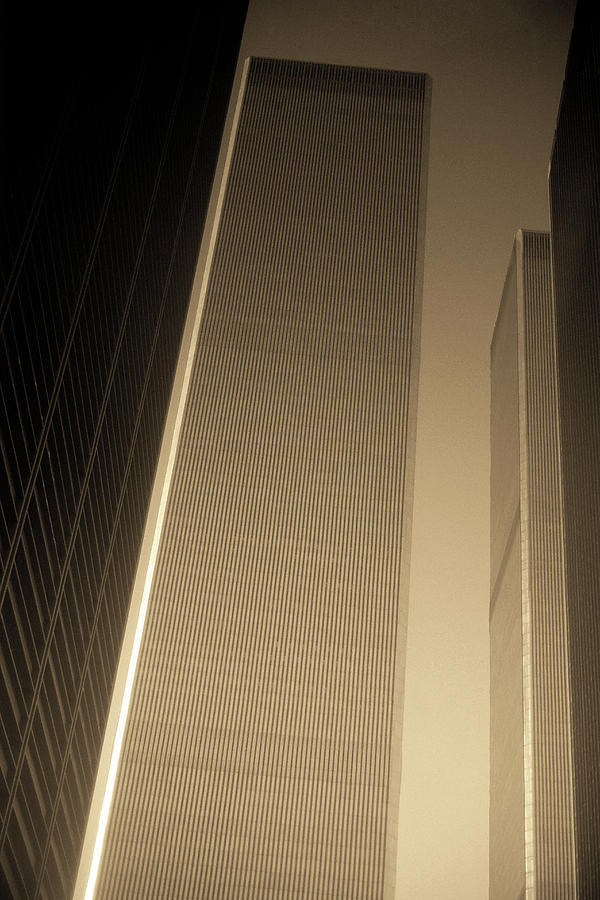 New York City 1982 Sepia Series - #1 by Frank Romeo