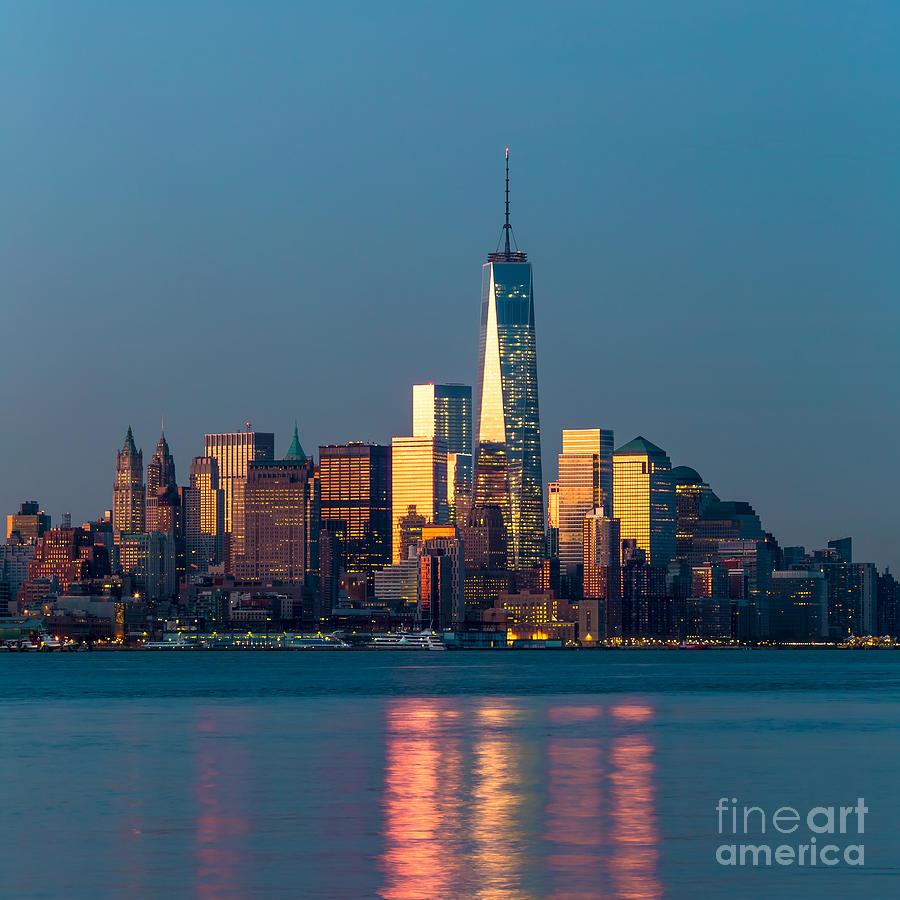 New York Photograph - New York City 28 by Tom Uhlenberg