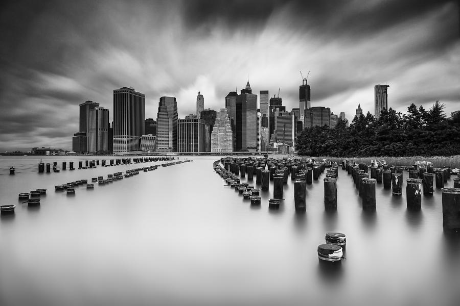 New york city photograph new york city in black and white by rick berk