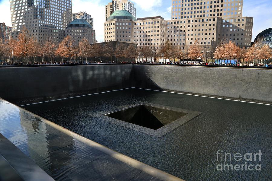 Destination Photograph - New York City National September 11 Memorial by Douglas Sacha