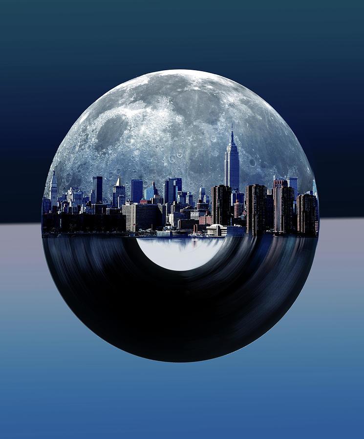 New York City Sound 6 Digital Art