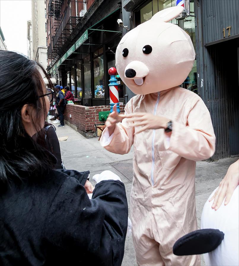 New York Dance Parade 5_21_16 Anime Costume Photograph