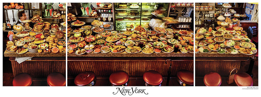 The New York Diner by New York Magazine