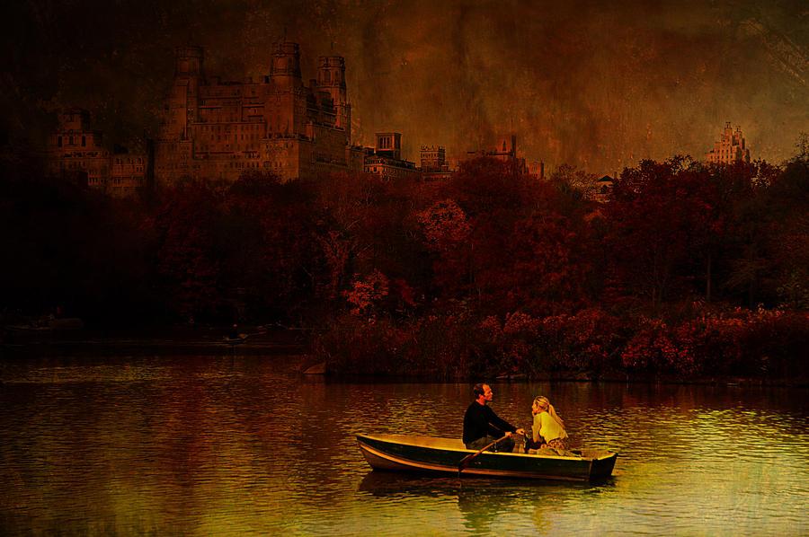 Fall Photograph - New York Fall by Jeff Burgess