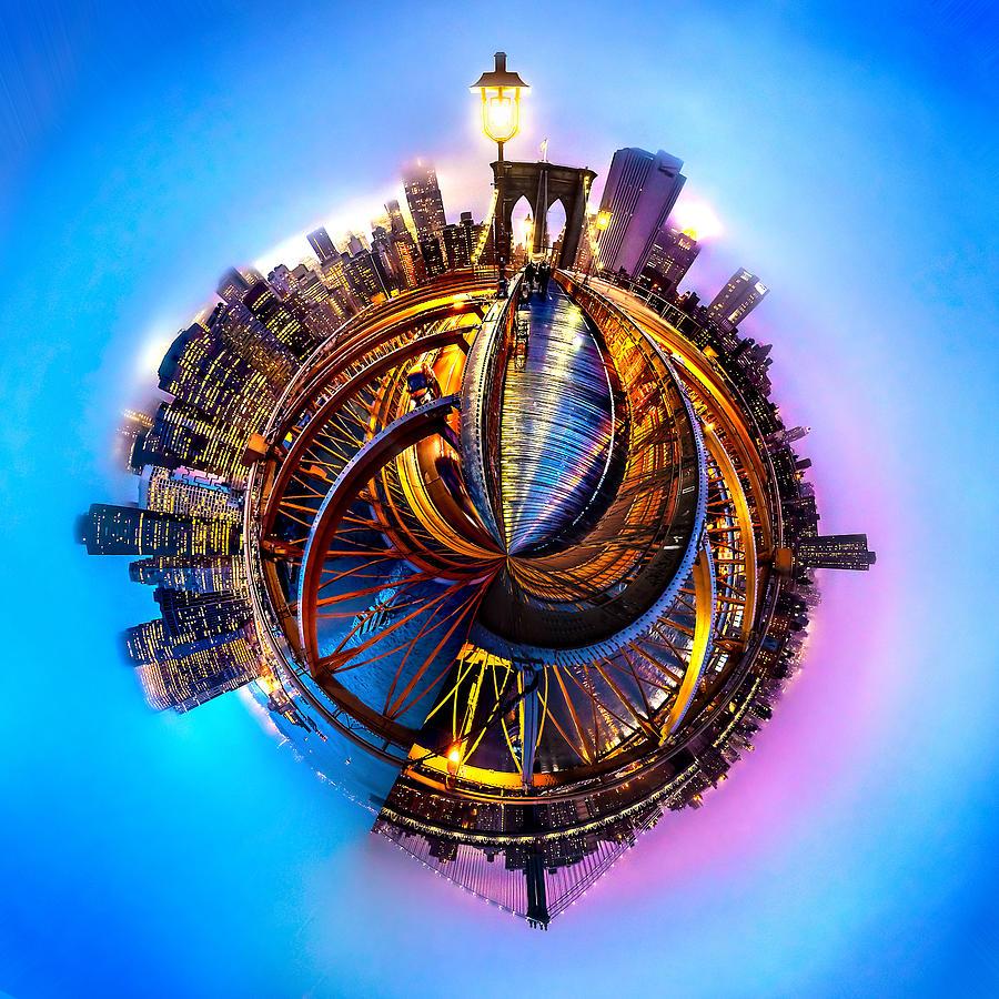 New York Heartbeat Photograph