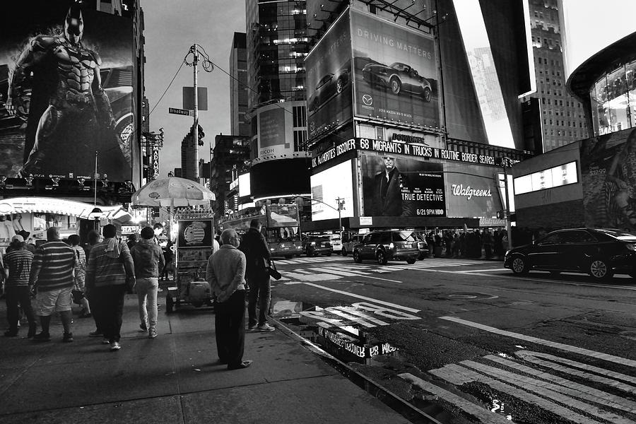 New York Photograph - New York, New York 1 by Ron Cline