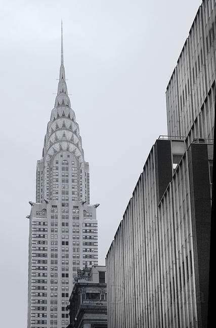New York Photograph - New York New York by Black and White Photography