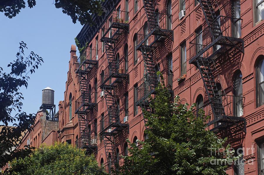 Amerikanisch Photograph - New York Soho by Juergen Held