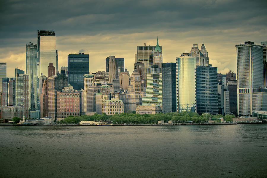 New York Photograph - New York State of Mind by Ryan Smith