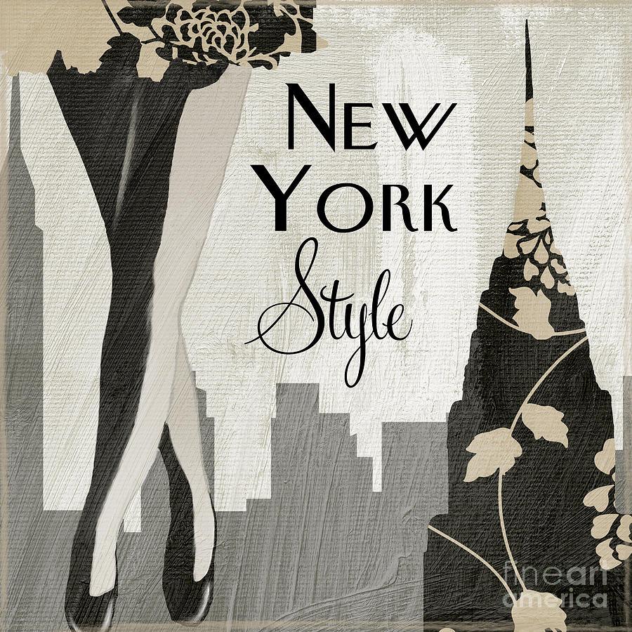 New York Style II Painting