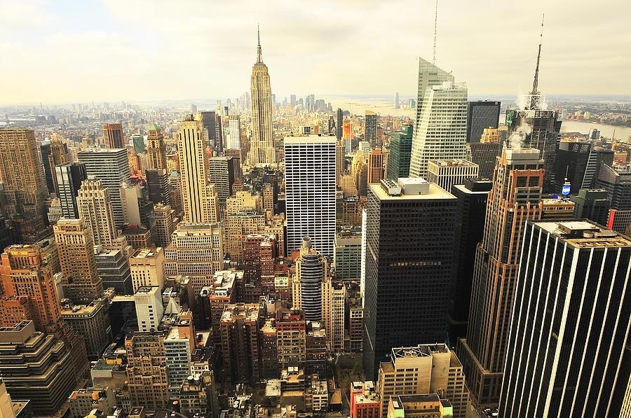 America Photograph - New York by Svetlana Sewell