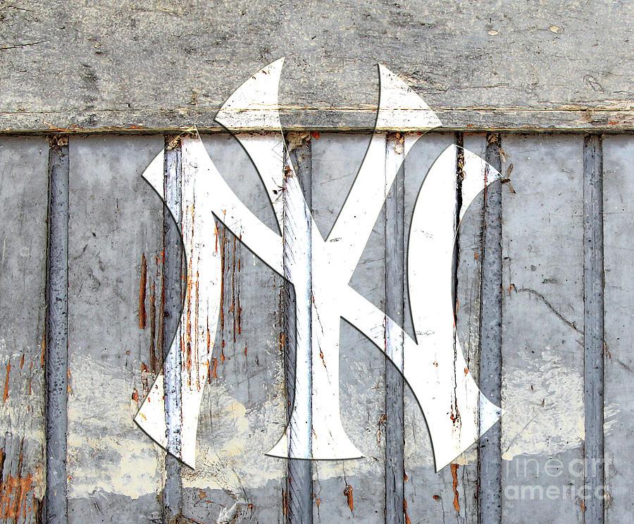 New York Yankees Rustic 2 Digital Art by CAC Graphics cbd61c552950