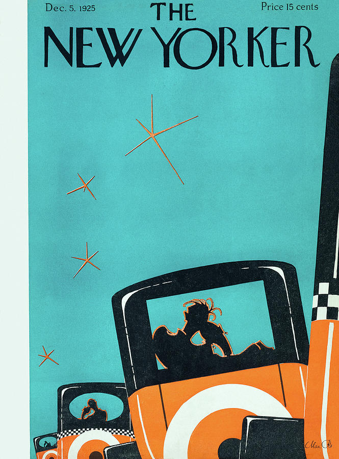 New Yorker December 5 1925 Painting by Max Ree