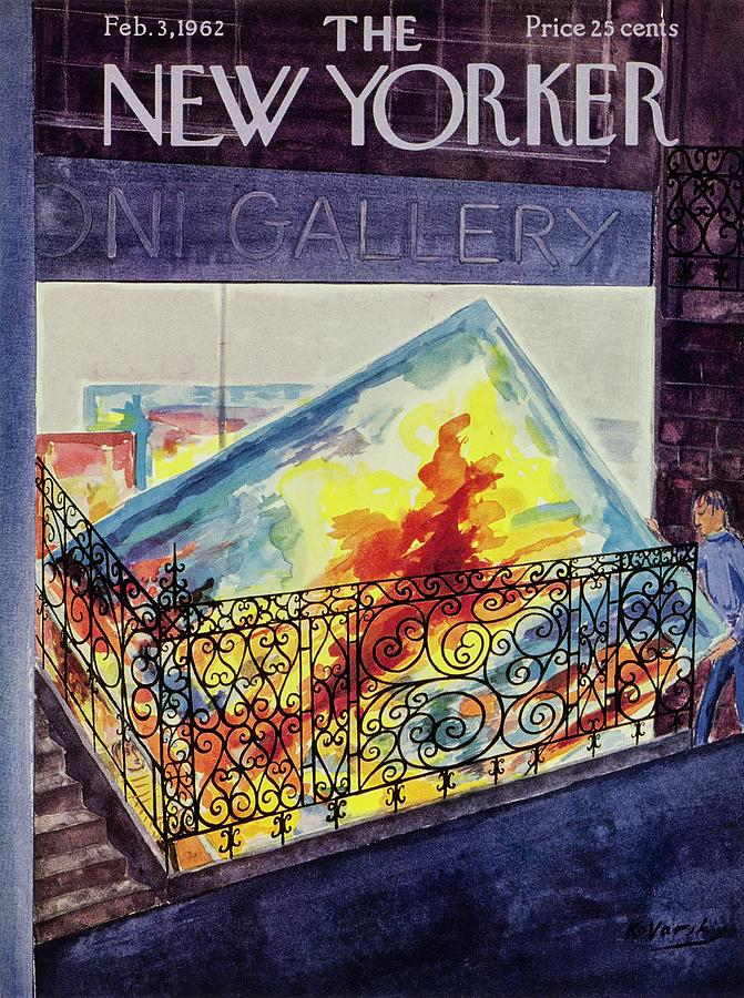 New Yorker February 3 1962 Drawing by Anatole Kovarsky