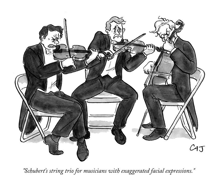 New Yorker September 21st, 2009 Drawing by Carolita Johnson