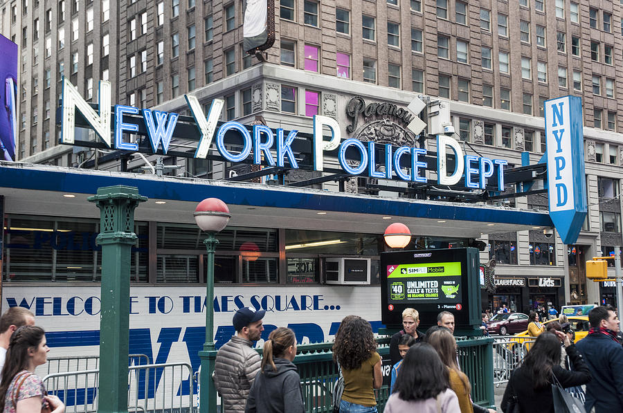 New Yorks Finest Photograph
