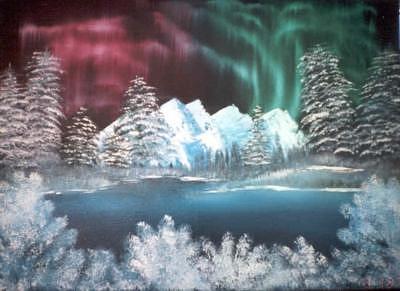 Newart 3 Painting by Joyce Blair