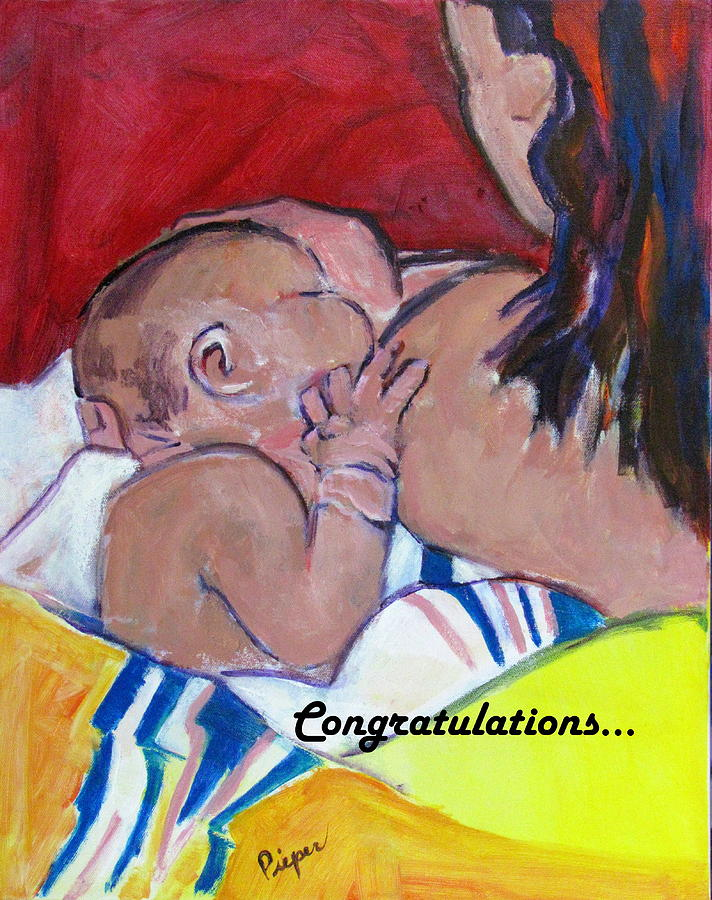 Newborn by Betty Pieper
