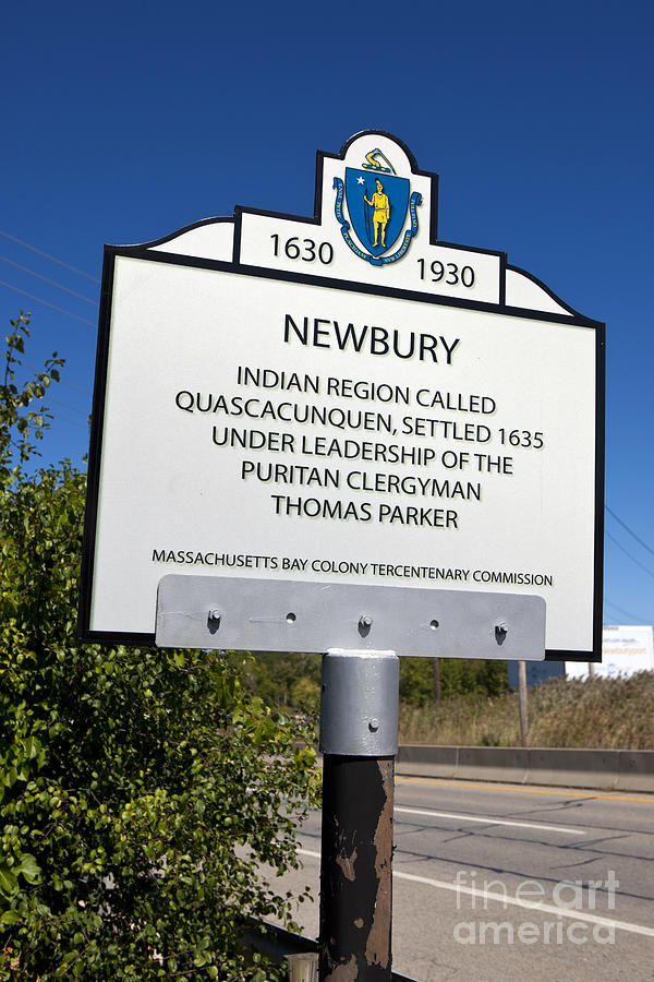 Newbury Photograph