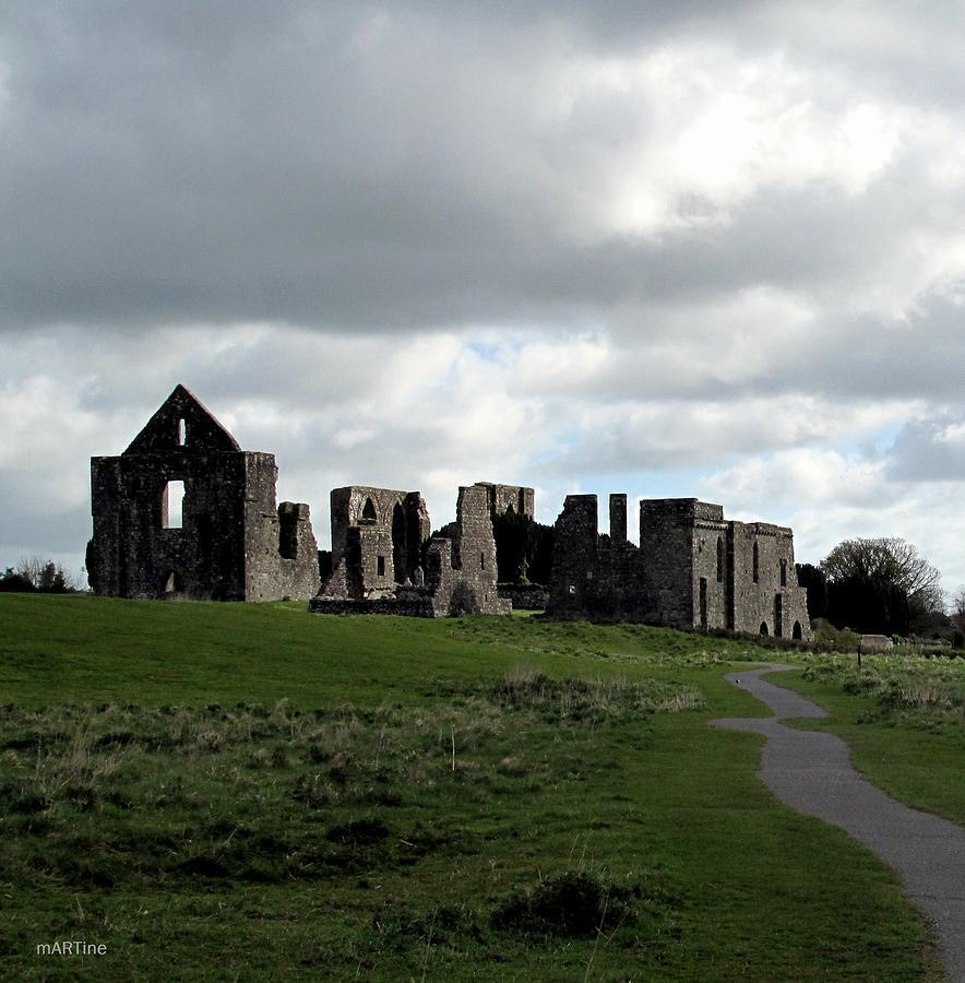 Newtowntrim Ruins Photograph