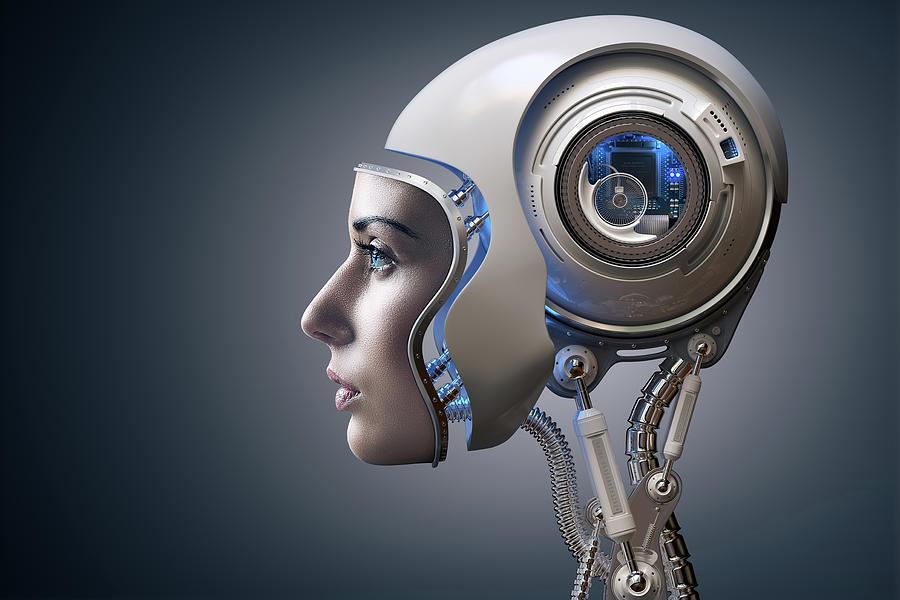 Next Generation Cyborg Photograph