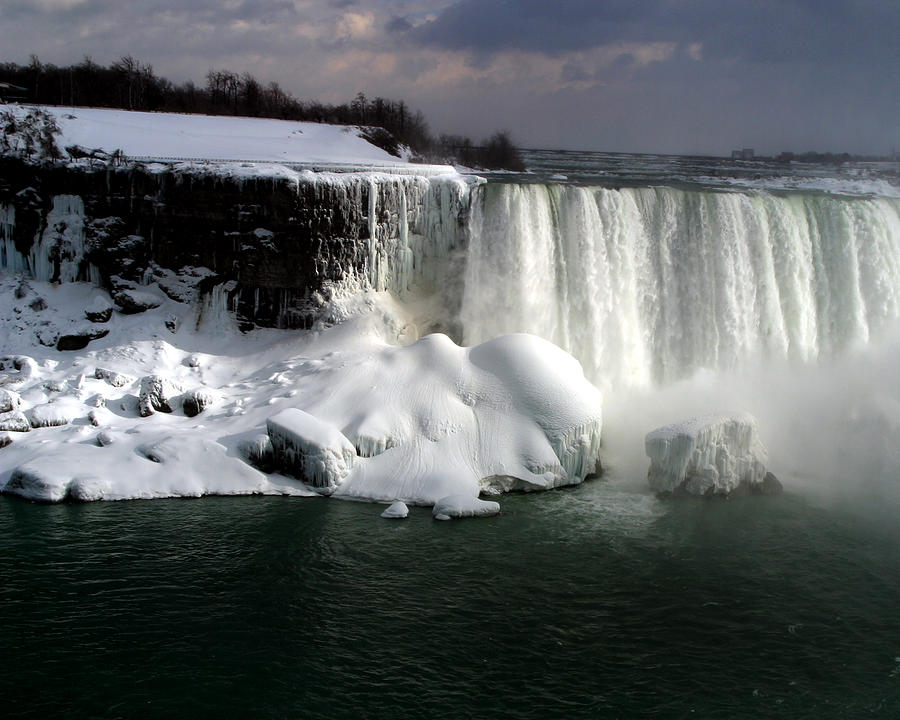 Landscape Photograph - Niagara Falls 6 by Anthony Jones