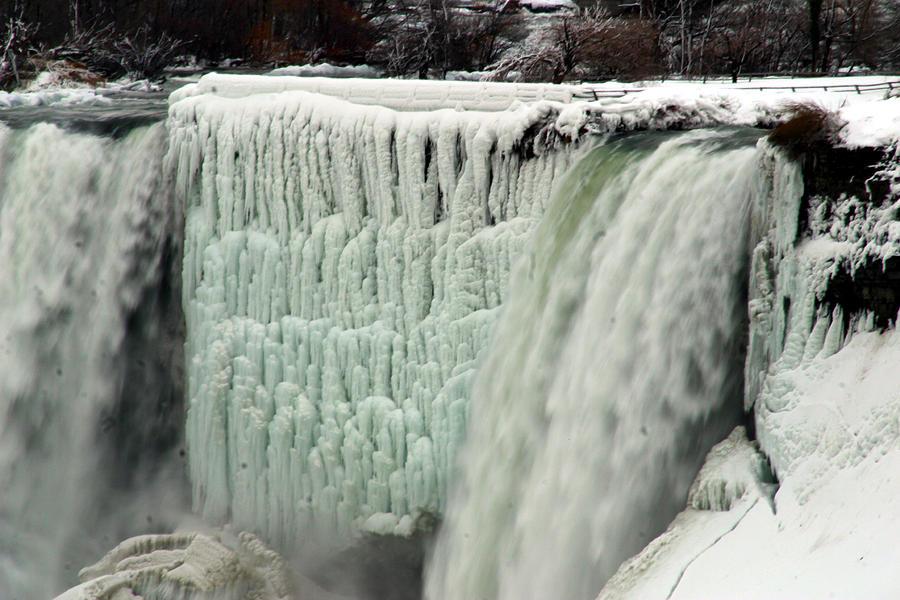 Landscape Photograph - Niagara Falls 7 by Anthony Jones