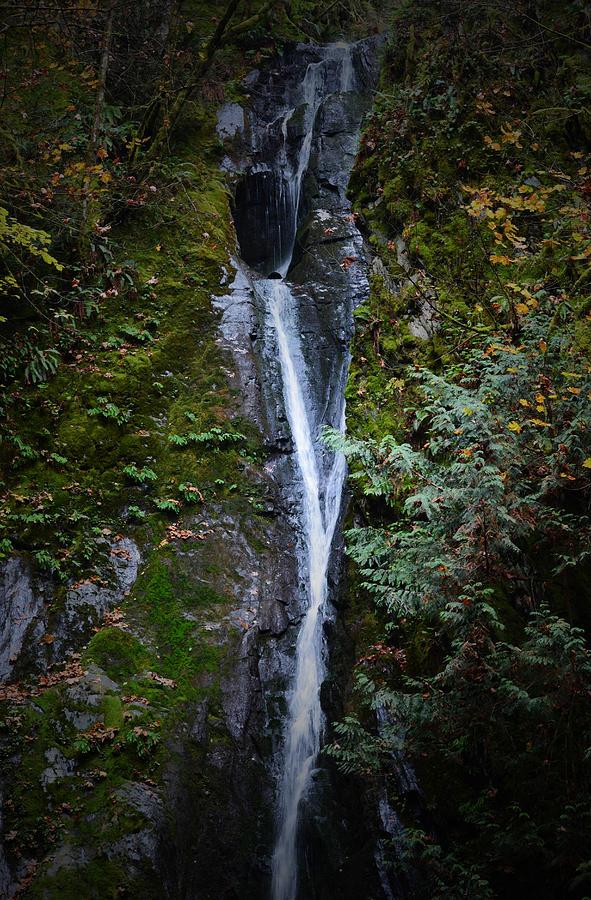 Waterfall Photograph - Niagara Falls In Bc by Richard Andrews