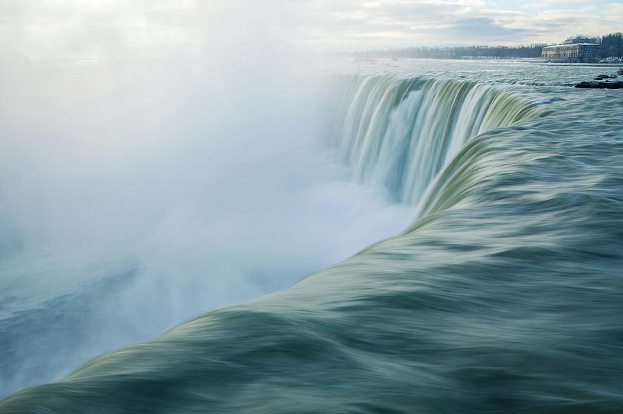 Horizontal Photograph - Niagara Falls by Photography by Yu Shu
