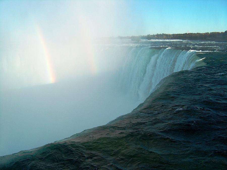 Niagara Falls Photograph - Niagara Falls by Rita Tortorelli