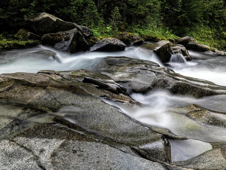 Nickel Creek by Gary Karlsen