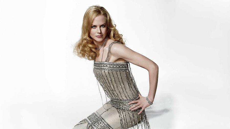 Nicole Kidman Digital Art - Nicole Kidman by Dorothy Binder