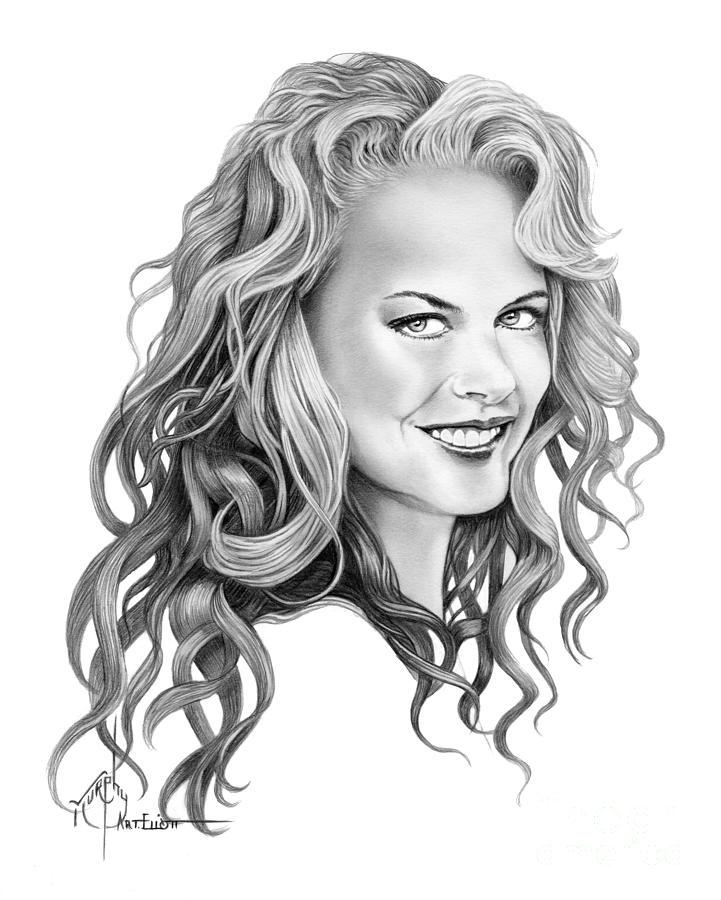 Nicole Kidman by Murphy Elliott