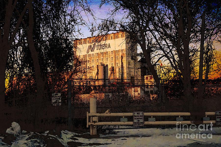 Urban Digital Art - Nidera by David Blank