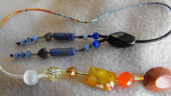 Fantasy Jewelry - Night And Day by Rhiannon Strickler