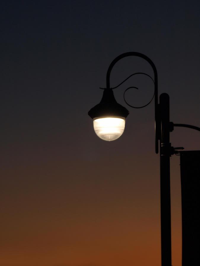 Light Photograph - Night Light by Stan Wojtaszek
