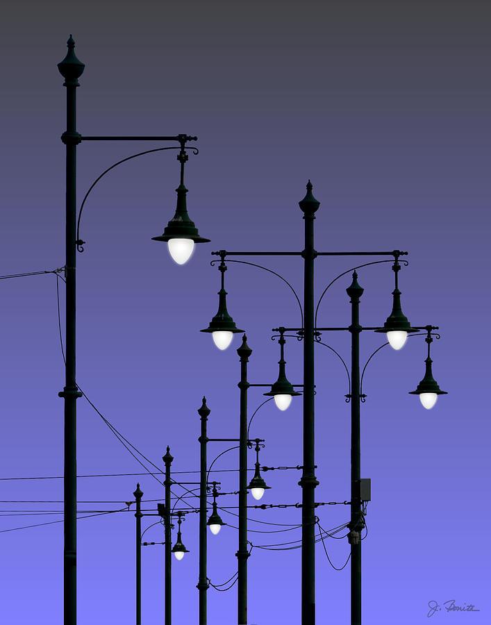 Night Lights by Joe Bonita