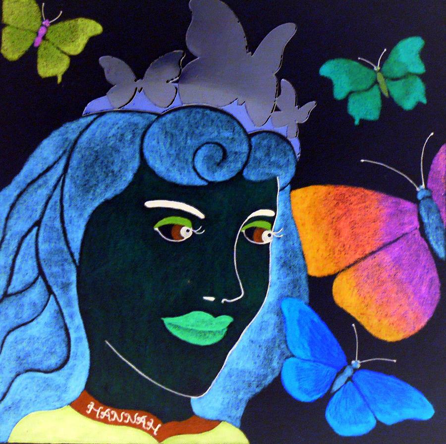 Night Princess Digital Art by Stephen Davis