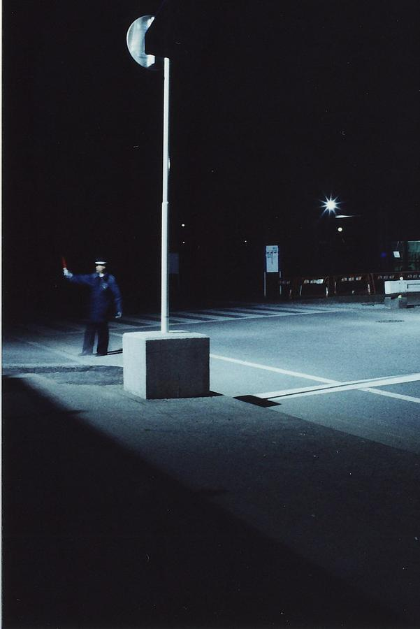 Time Exposure Photograph - Night Shift by Braven Smillie