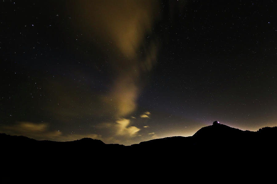 Night time at Palo Duro Canyon State Park - Texas by Ryan Crouse