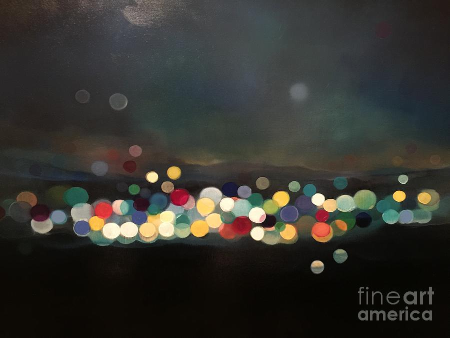 Night Travels by Deborah Munday