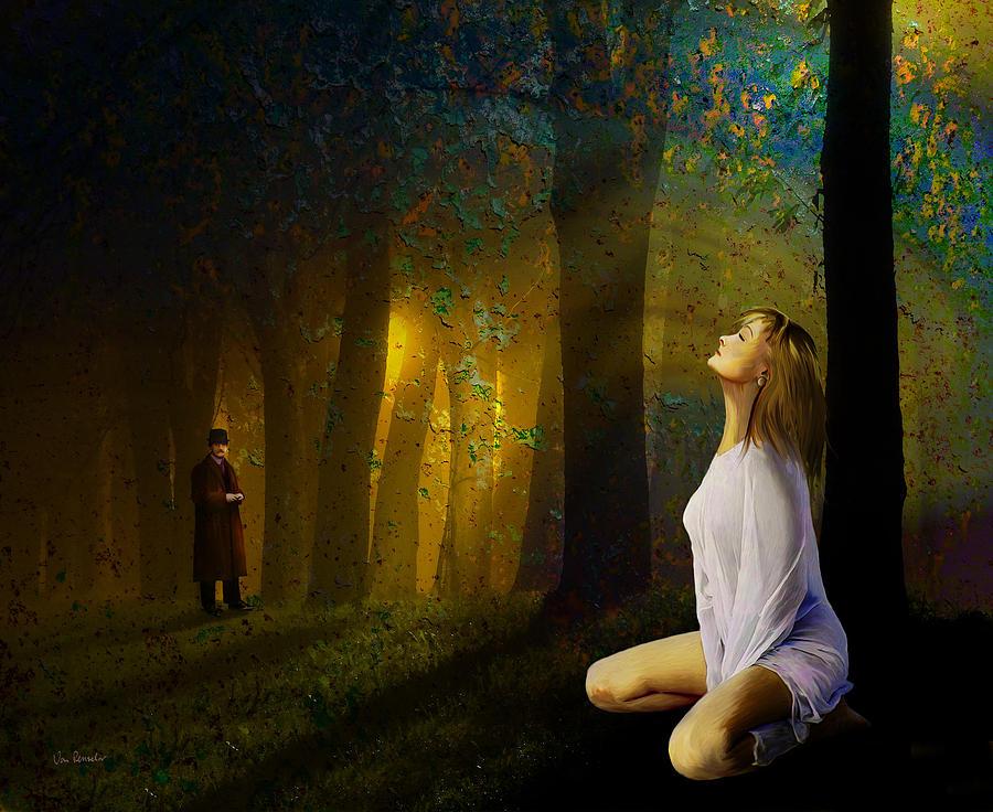 Night Painting - Night Vision by Van Renselar