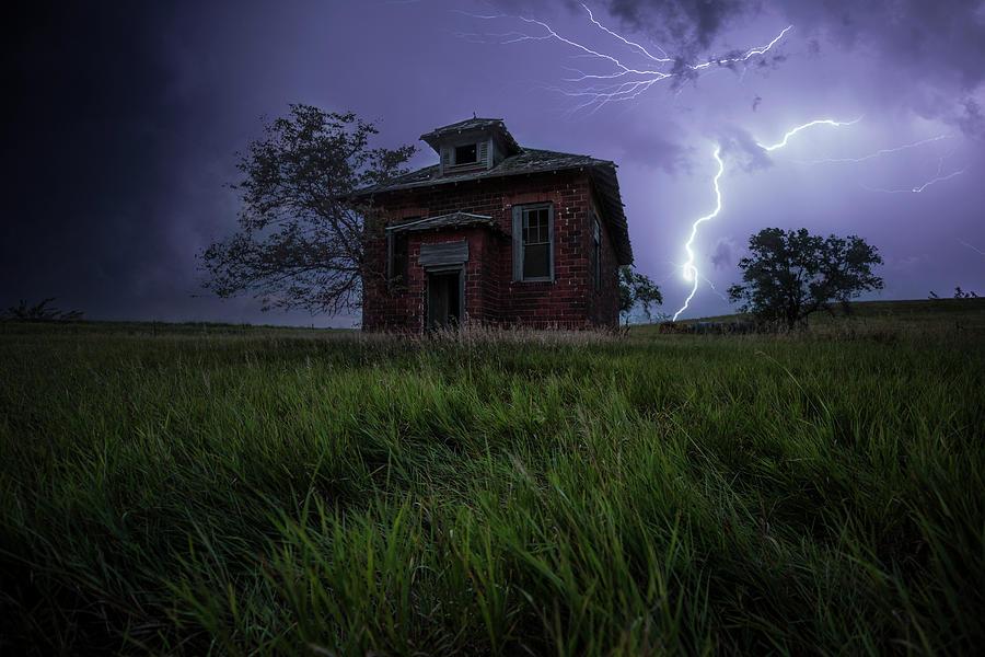 Landscape Photograph - Nightmare by Aaron J Groen
