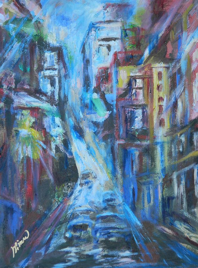 Nightmare Avenue by Min Wang
