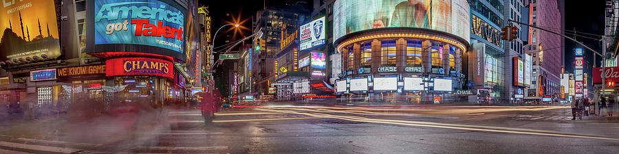 Nights On Broadway Photograph