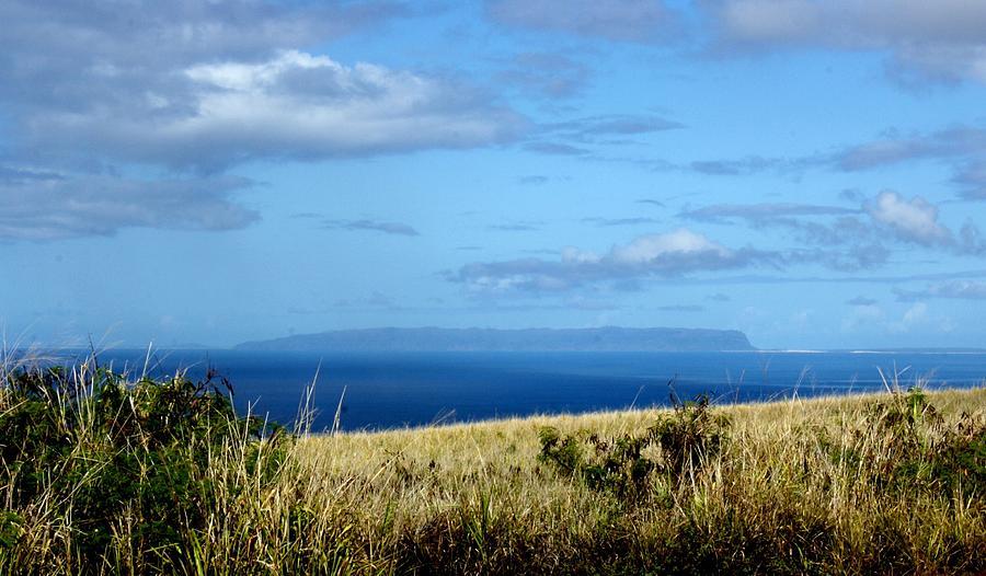 Niihau Photograph - Niihau Island by Annie Babineau